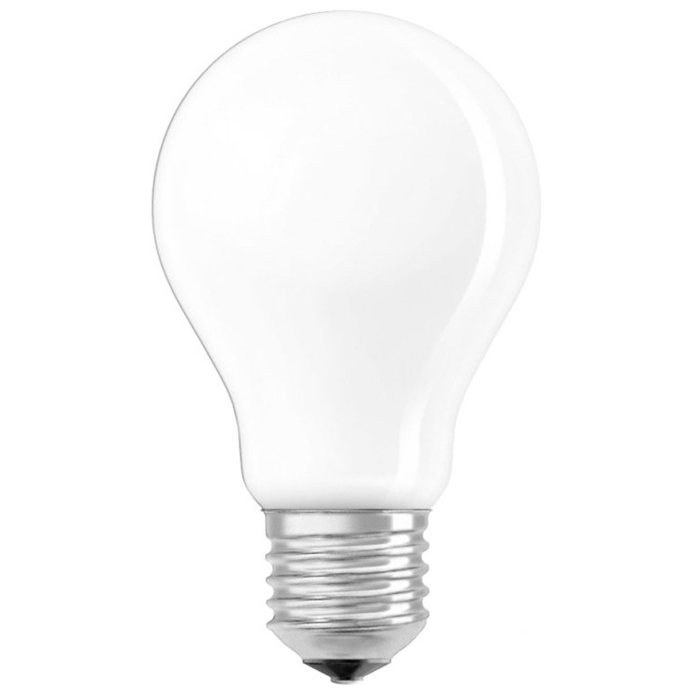 osram parathom retrofit classic a led gls 5w e27 very warm white frosted dimmable. Black Bedroom Furniture Sets. Home Design Ideas