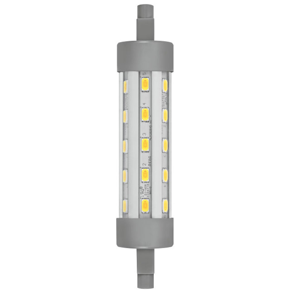 Osram led r7s 6 5w very warm white 118mm for Led r7s 78mm osram