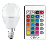 LED Lamps with Remote Control