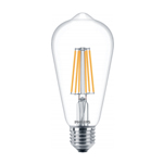 LED Squirrel Cage ST64