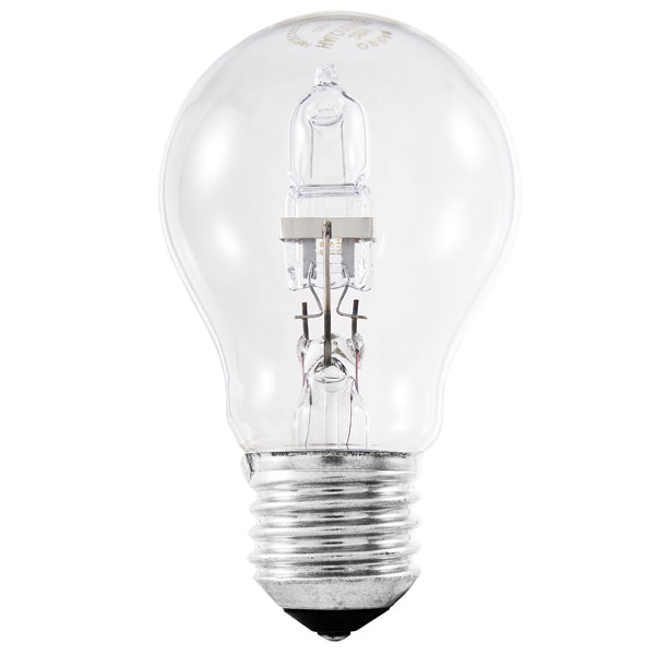 Halogen Energy Saving Light Bulbs