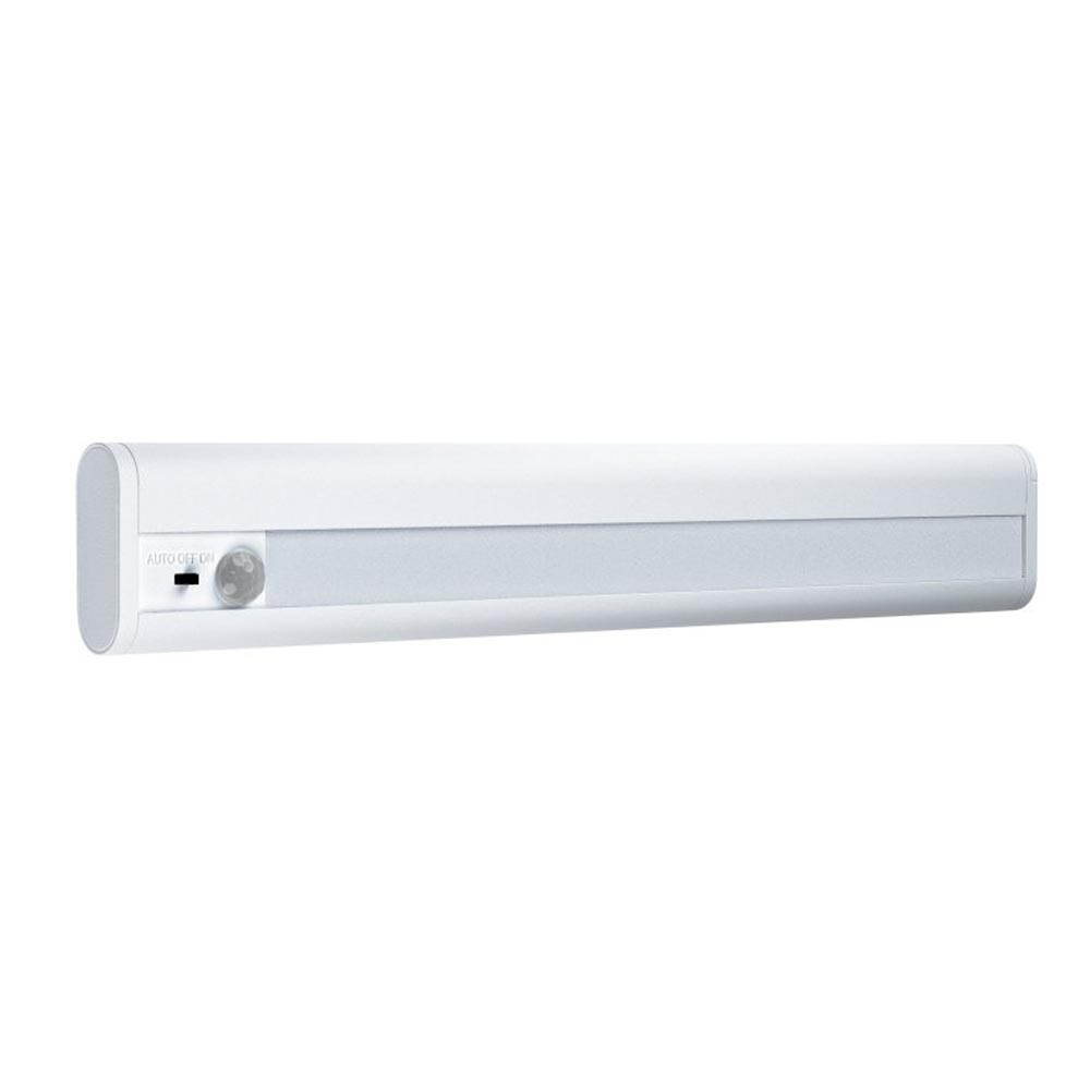 LED Battery Powered On/Off Linear with Motion Sensor 2.9W 4000K