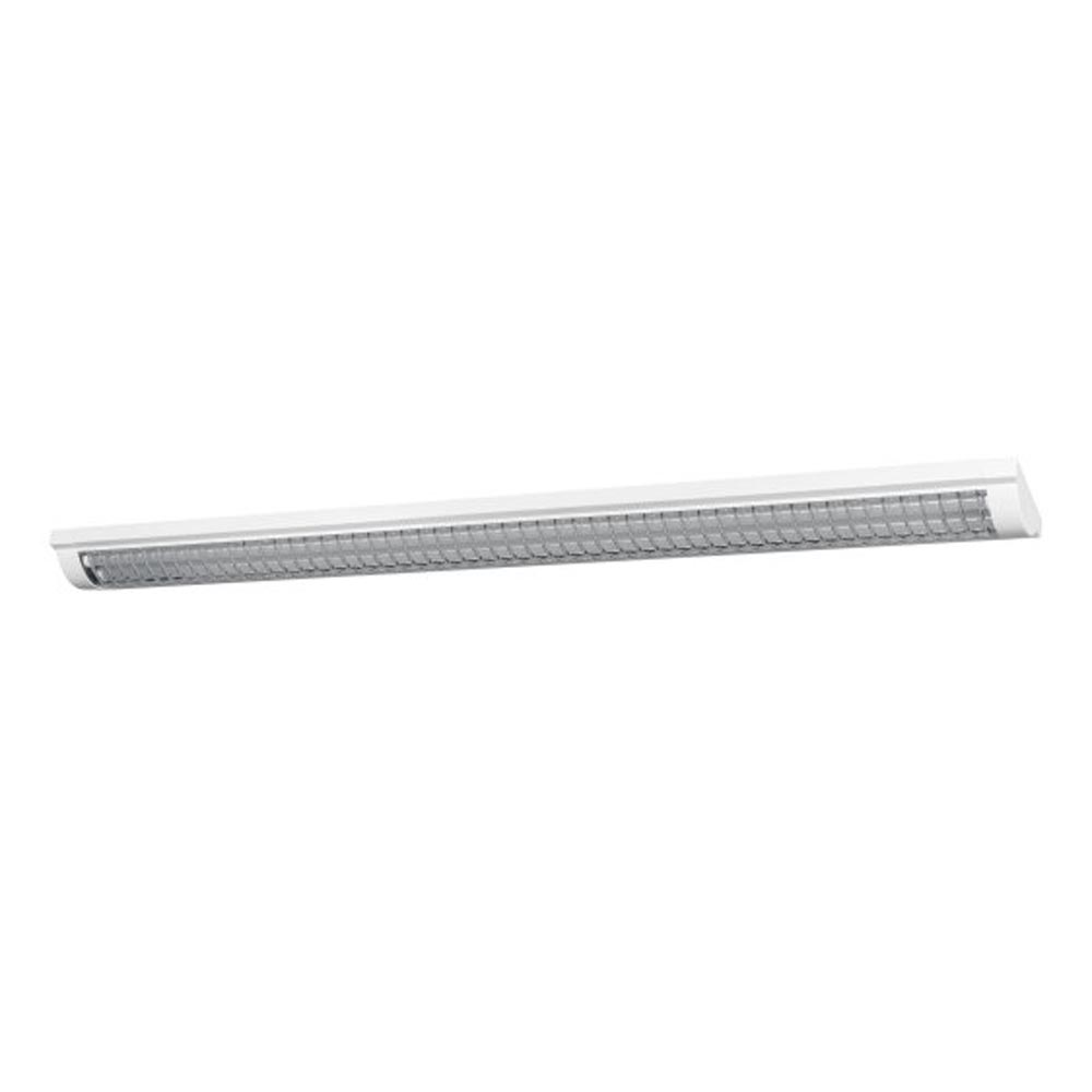 LED Slim Office Line 1195x134mm 50W 4000K Dimmable with Grid