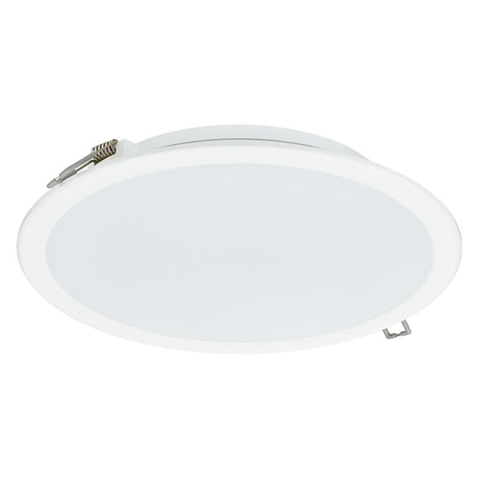 Philips LED Slim Downlight 22W Cool White IP20 200mm White