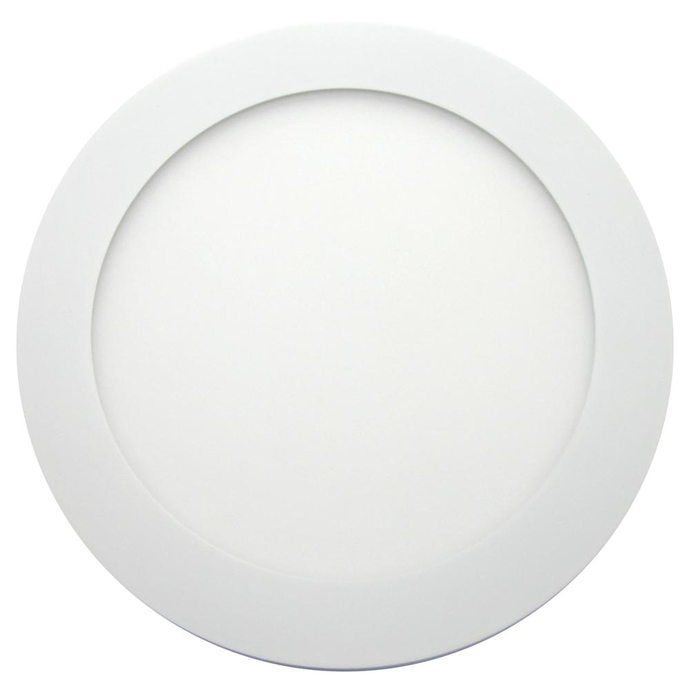 15w Arial Round Led Panel 200mm Diameter 4000k 0 10v Dimmable