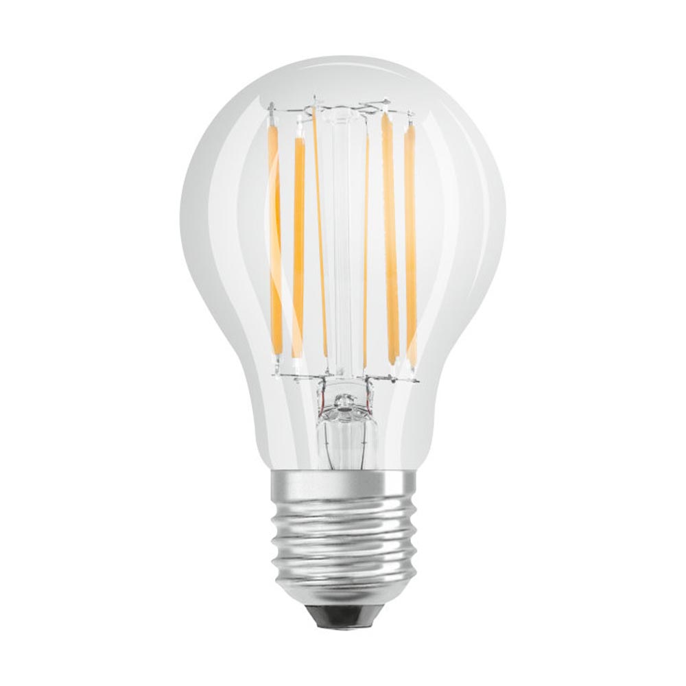 osram parathom retrofit classic a led gls 8w e27 very warm white clear. Black Bedroom Furniture Sets. Home Design Ideas