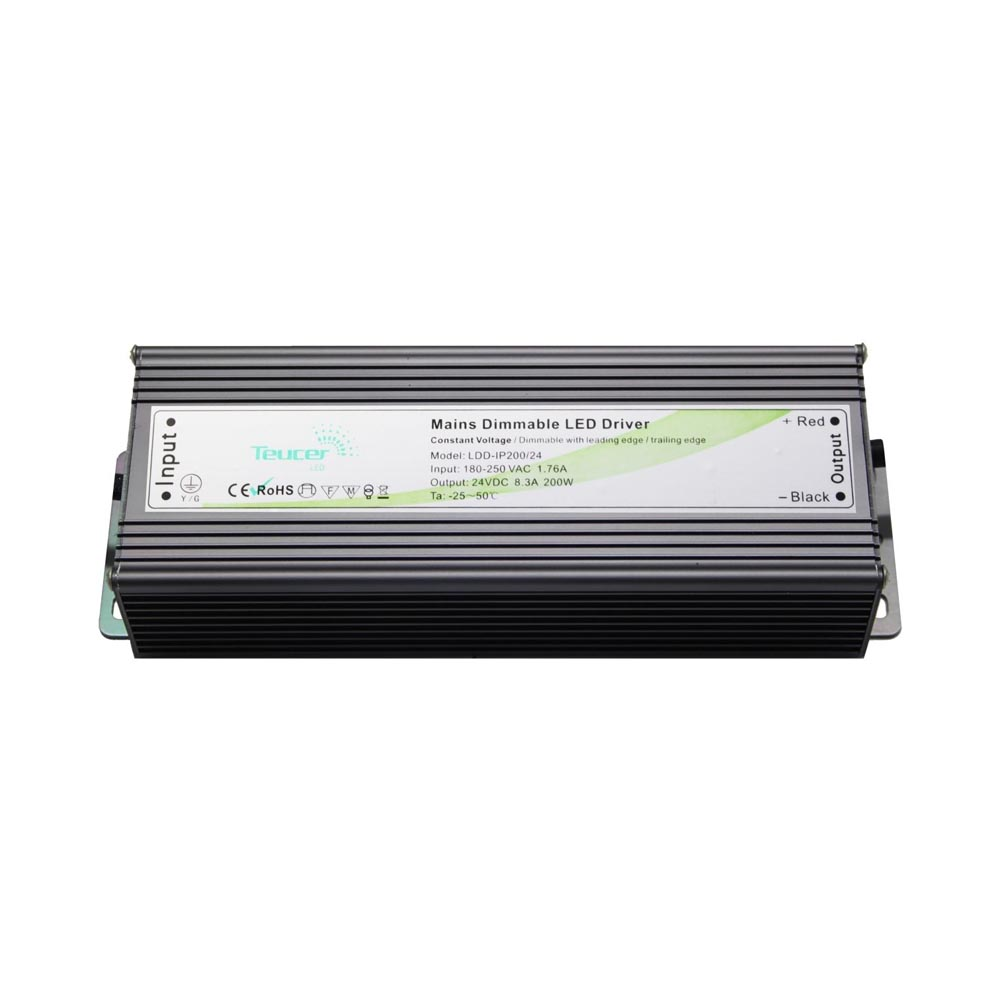 Buy Led Dimmable Power Driver 180 250v 20w 24v Shop Every Store On Constant Current Dimming 50w 700ma Supply 80w Ip66