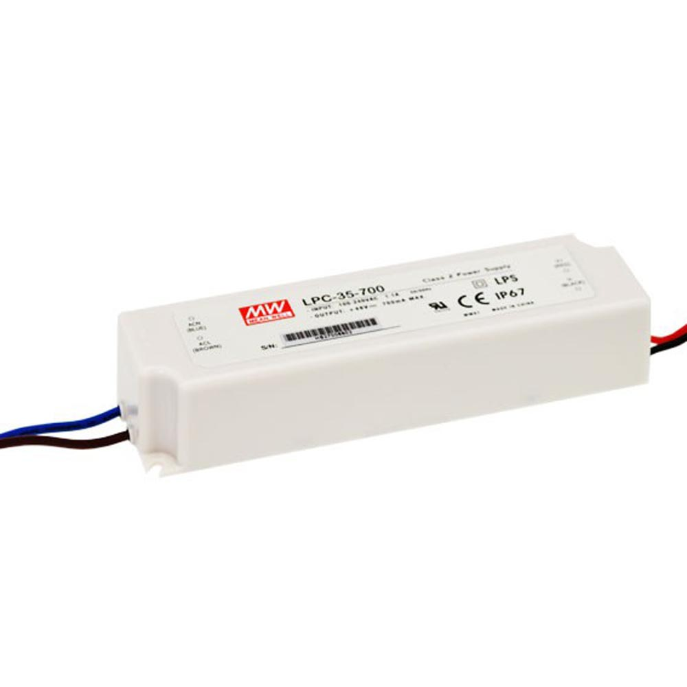 24v Led Drivers Driver Constant Current Dimming 50w 700ma Power Supply Mean Well 32w 30v 1050ma Ip67