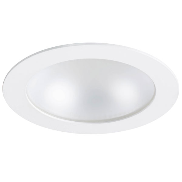 Lumiance Syl-Lighter LED II 240mm Round 25W Cool White DALI Dimming