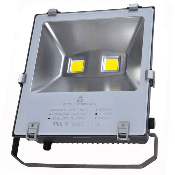 Commercial Grade Led Track Lighting: BELL 200W SkylinePro High Output LED Marine Grade