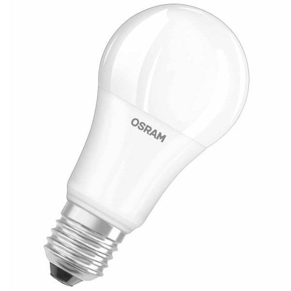 osram led star classic a 13w cool white frosted e27. Black Bedroom Furniture Sets. Home Design Ideas