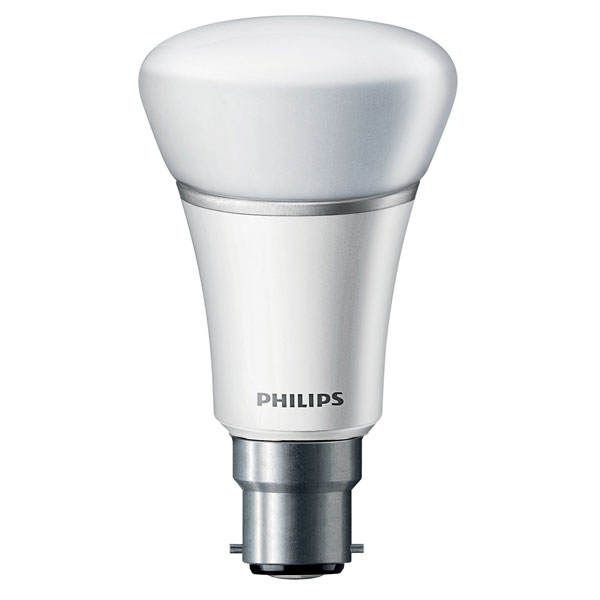 philips master led gls 10w b22 a67 warm white dimmable