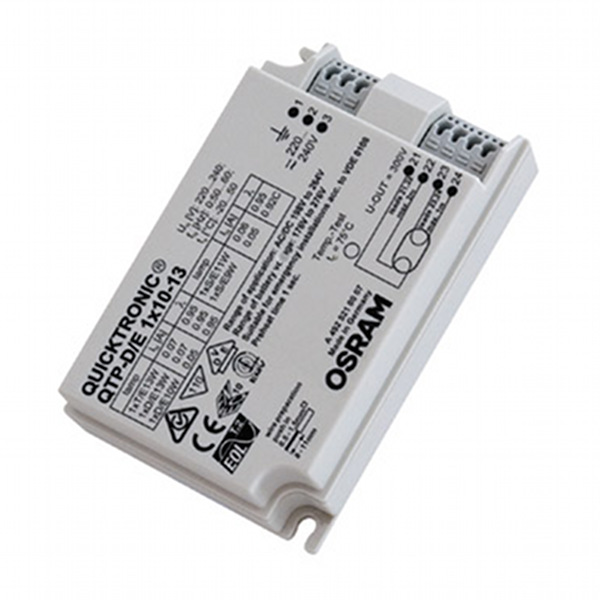 Osram Quicktronic Professional for Compact Fluorescent ...
