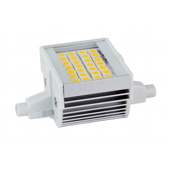 bell led 8w linear r7s warm white 78mm